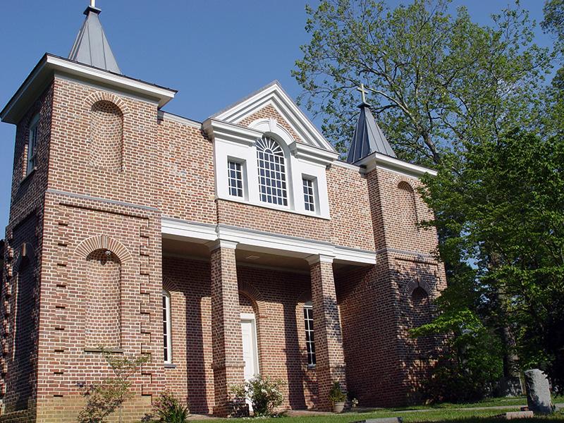 St. Andrews Church, California, MD