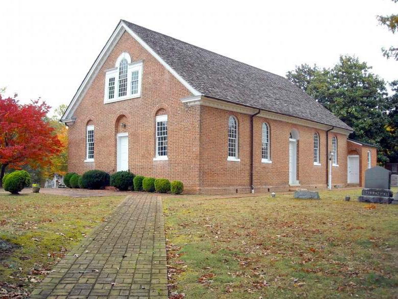 All Faith Church exterior